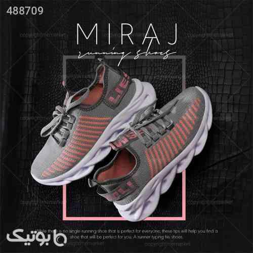 کفش دخترانه miraj نقره ای 99 2020