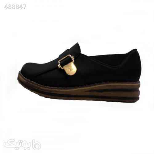 کفش زنانه مدل کمربندی مشکی 99 2020