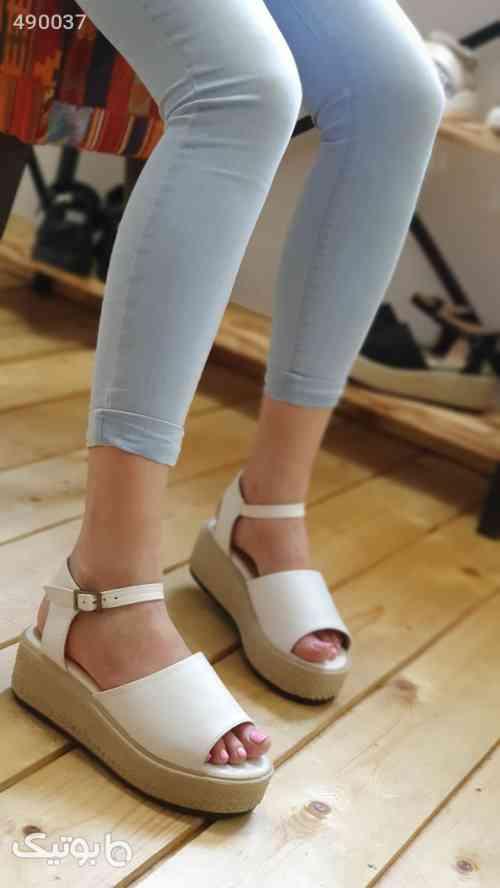 کفش سودا سفید 99 2020