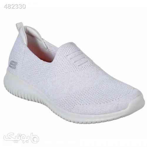 کفش طبی زنانه اسکچرز Skechers Ultra Flex Harmonious سفید 99 2020