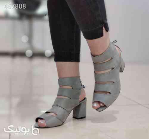 کفش ندا نقره ای 99 2020