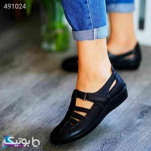 کفش ندا مشکی 99 2020