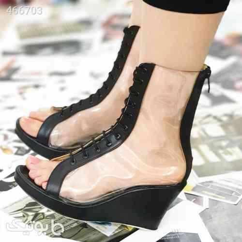 کفش نیکی مشکی 99 2020