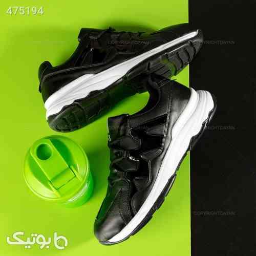 کفش روزمره مردانه Adidas مدل  14023 مشکی 99 2020