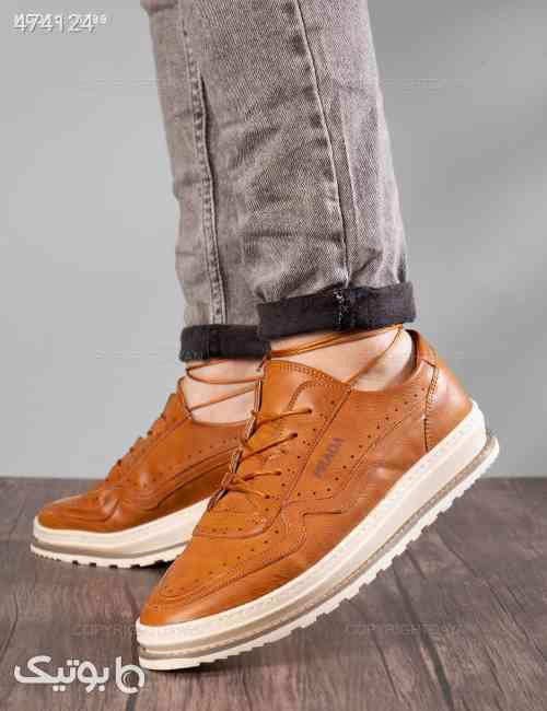 کفش روزمره Prada مدل 13799 قهوه ای 99 2020