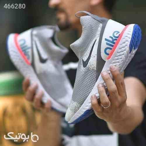 کفش ساقدار مردانه مدل CHINO طوسی  طوسی 99 2020