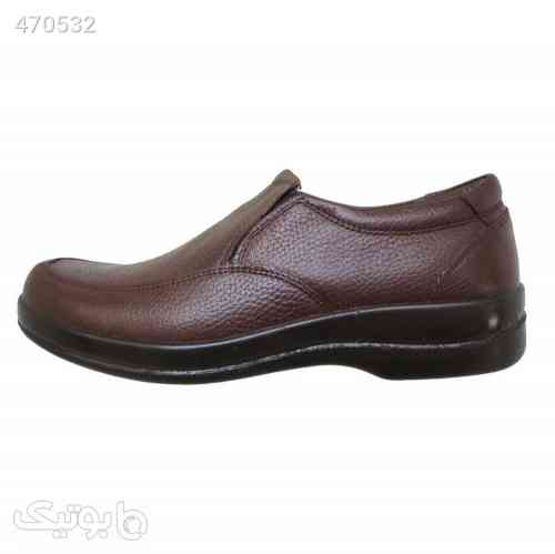 کفش مردانه مدل سهند 1207 قهوه ای 99 2020