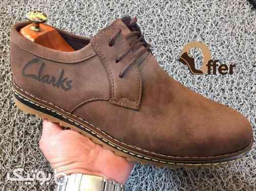 کفش مردانه کلارک هورس کد 2082 مشکی 99 2020