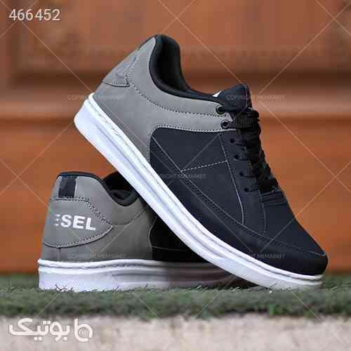 کفش مردانه DIESEL مدل duman مشکی 99 2020