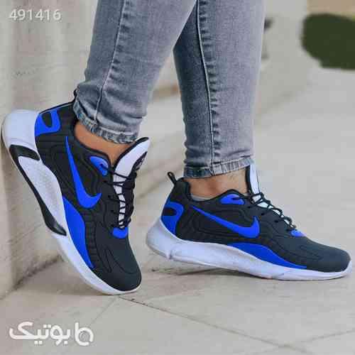 کفش مردانه Nike مدل Air270 (مشکی،آبی) آبی 99 2020