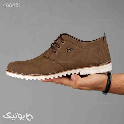 کفش مردانه cat قهوه ای 99 2020
