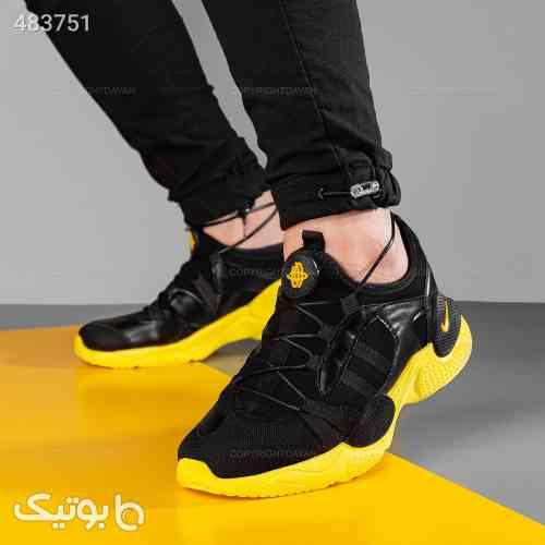 کفش ورزشی مردانه Nike مدل 13873  مشکی 99 2020