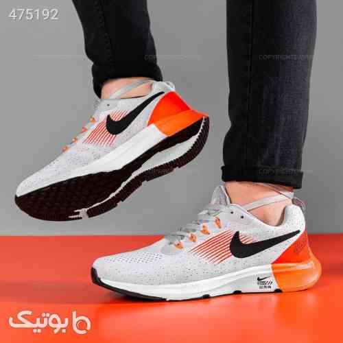 کفش ورزشی مردانه Nike مدل 13917   نقره ای 99 2020