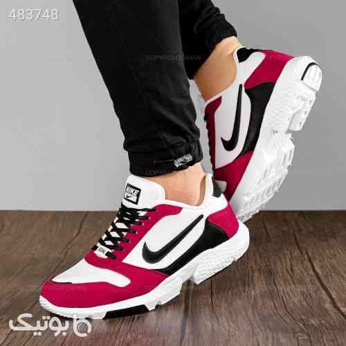 کفش ورزشی مردانه Nike مدل 13956 سفید 99 2020