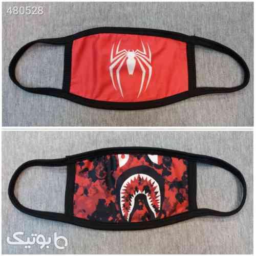 اسکارف دهنی (ماسک) مشکی 99 2020
