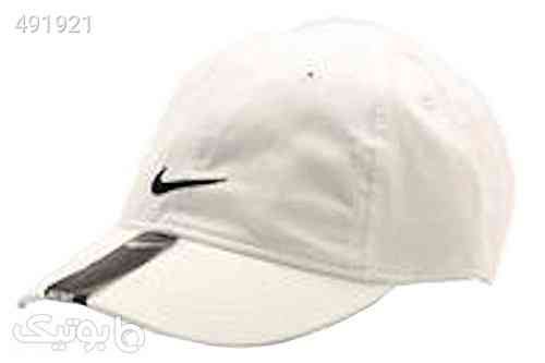 Nike Solid Swoosh Cotton Baseball Cap سفید 99 2020