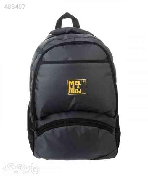 کوله پشتی مل اند موژ Mel & Moj مدل U02218 مشکی 99 2020