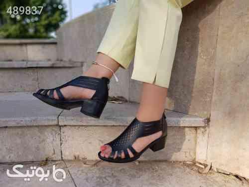 کفش شیک وزیبا زیره پیواداری راحت پرفروش مشکی 99 2020