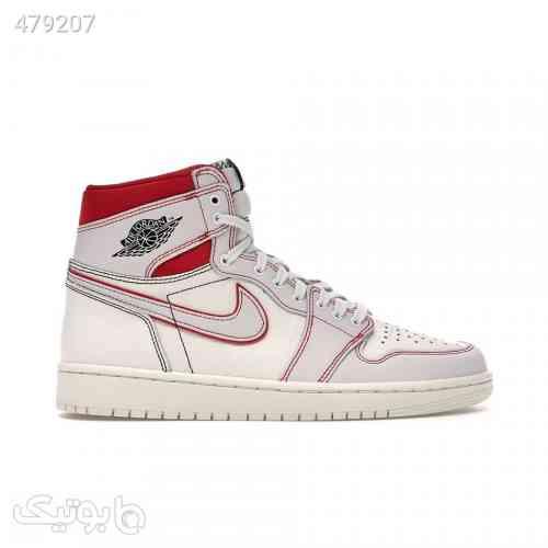 اسنیکر مردانه نایکی جردن Nike Jordan 1 سفید 99 2020
