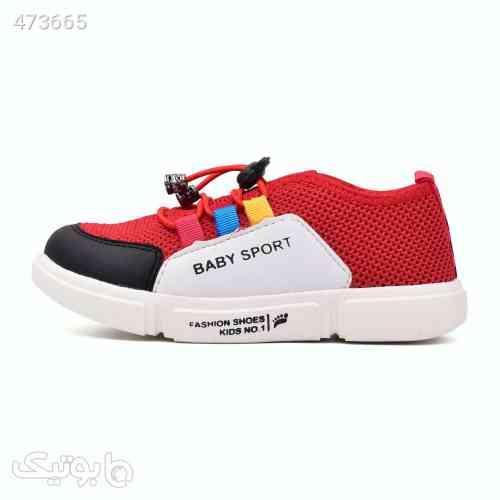 کفش راحتی بچه گانه کد 452AB سفید 99 2020