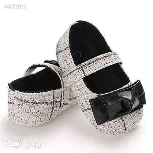 Baby Girl Wedding Shoes Newborn Mary Jane Flats Toddler Rubber Sole Fisrt Walkers Princess Dress Shoes طوسی 99 2020