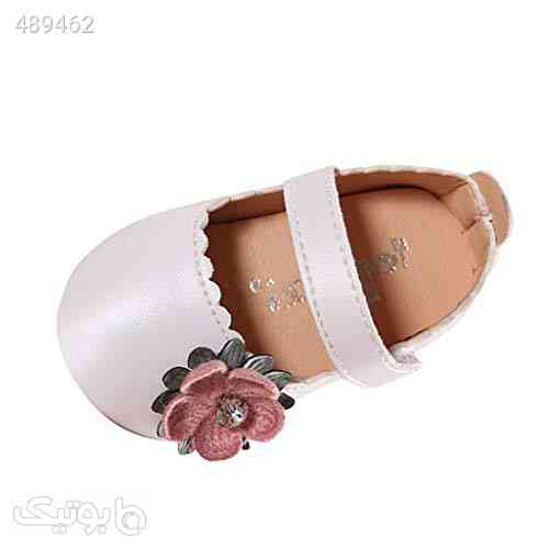 Infant Toddler Baby Soft Sole Tassel Toddler Infant Kids Baby GirlsElegant Bowknot Single Princess Casual Shoes سفید 99 2020