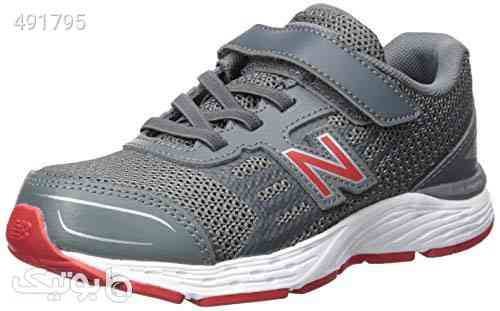 New Balance Kids' 680 V5 Alternative Closure Running Shoe طوسی 99 2020