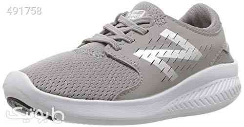 New Balance Kids' Coast V3 Hook and Loop طوسی 99 2020