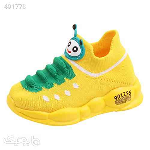 Sandals for Baby Toddlers,Cartoon Caterpillar Design Loafers Sneakers Cute Casual Slippers Kids Shoes 3-Month to 6-Year زرد 99 2020