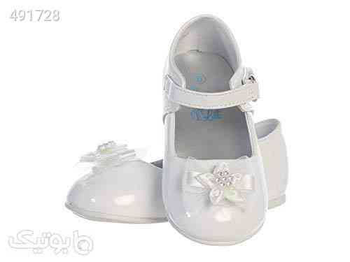 Swea Pea & Lilli Lito Joyce Infant Girls Special Occasion/Christening White/Ivory Shoe with Bow سفید 99 2020