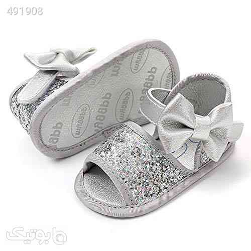 TIMATEGO Infant Baby Girls Sandals Bowknots Summer Shoes Soft Sole T-Strap Toddler First Walker Crib Shoes طوسی 99 2020