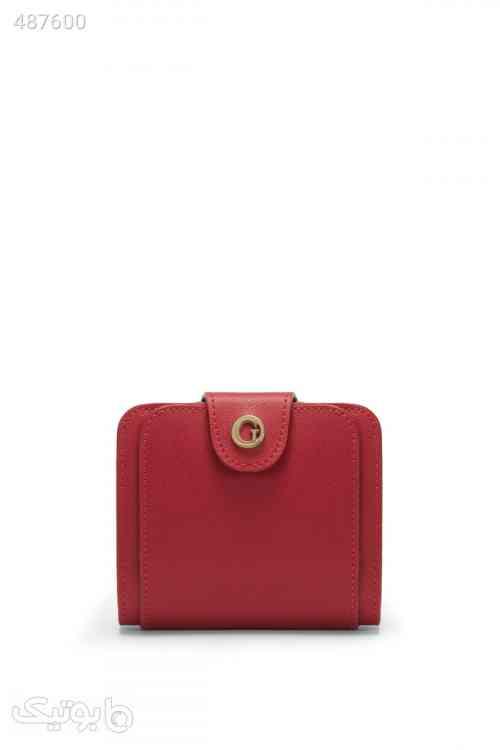 کیف پول قرمز زنانه برند Gusto کد 1592854535 قرمز 99 2020