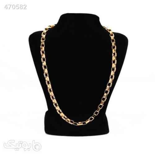 زنجیر مردانه مدل p206 تک سایز طلایی 99 2020