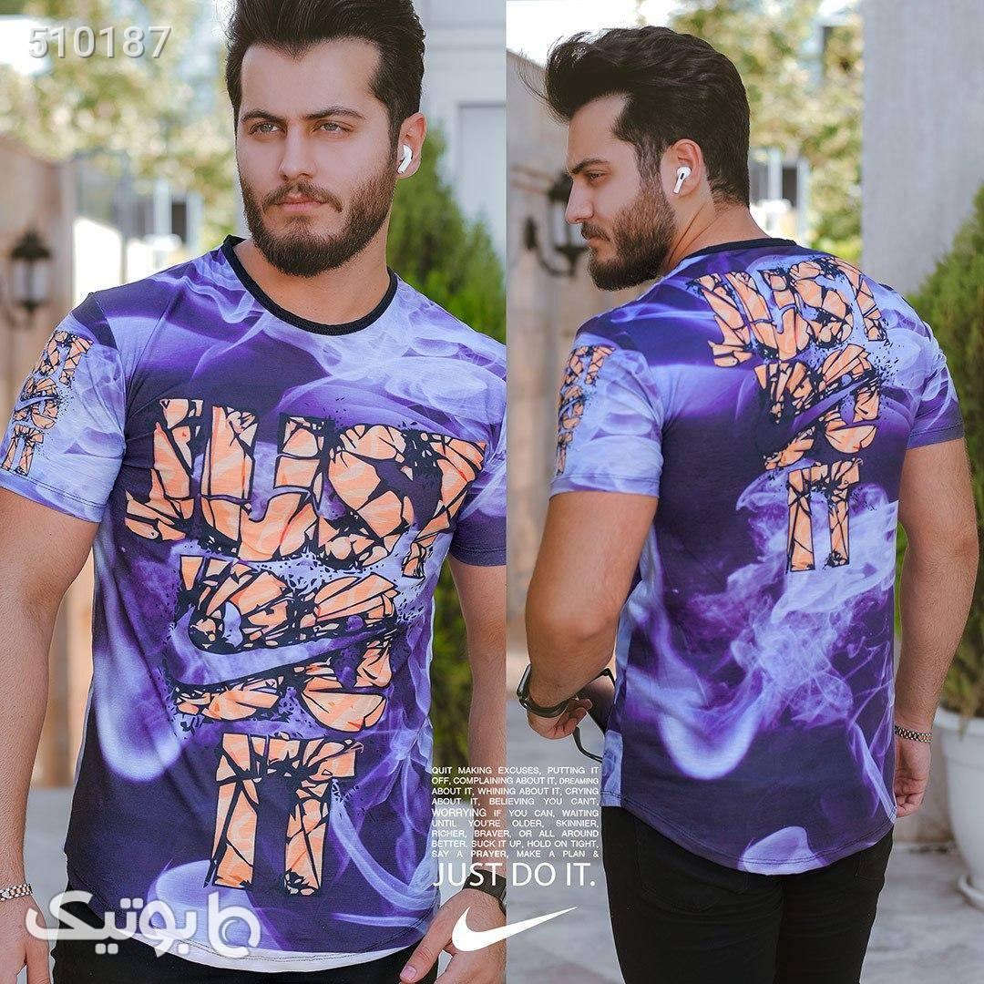 تیشرت مردانه مدل Palma مشکی تی شرت و پولو شرت مردانه