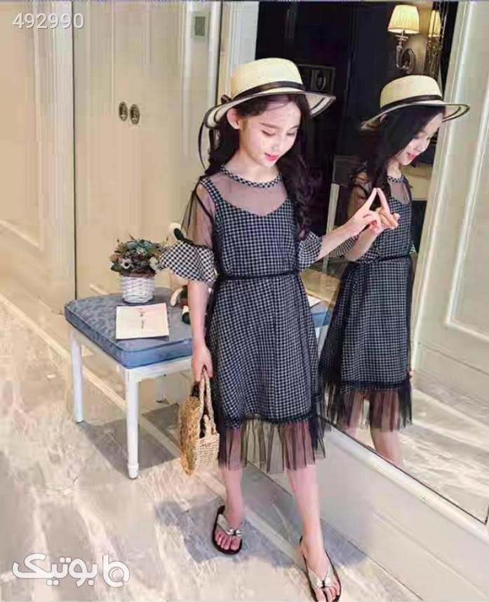 لباس بچه گانه  مشکی لباس کودک دخترانه