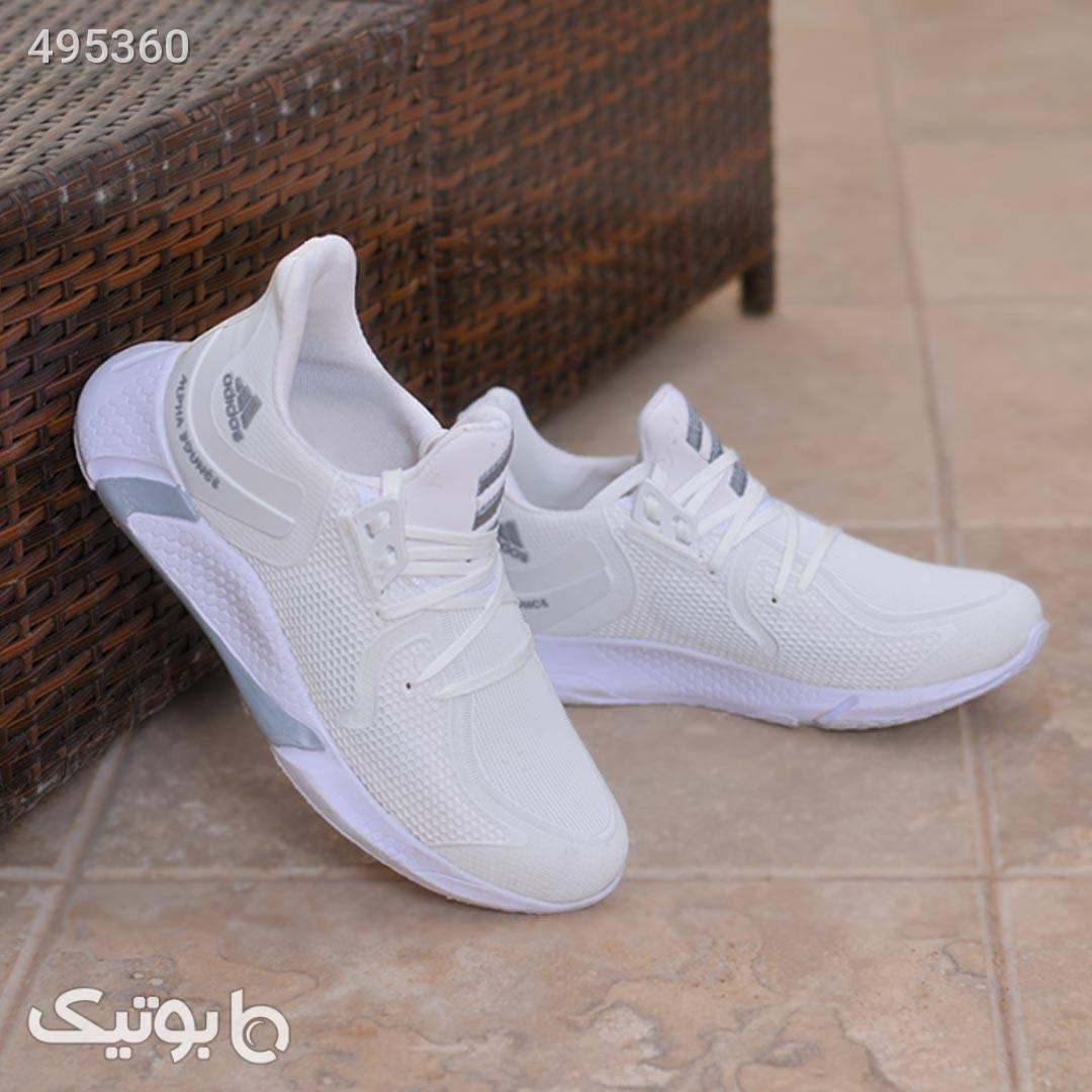 کفش مردانه Adidas مدل Adrian( سفید) سفید كفش مردانه