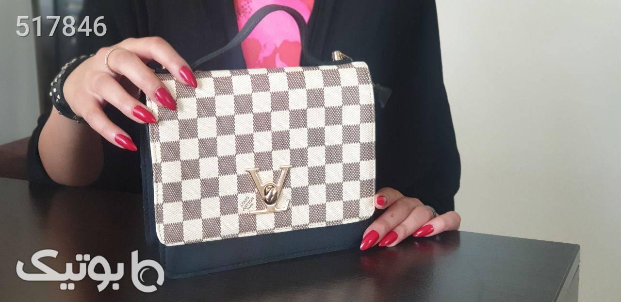 کیف دستی و آویزی مشکی كيف زنانه