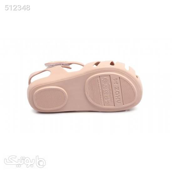 صندل نوزادی زاکسی مدل 17251 - 90059 کرم کیف و کفش بچگانه