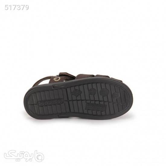 صندل نوزادی کارتاگو مدل 11210 - 20116 قهوه ای کیف و کفش بچگانه