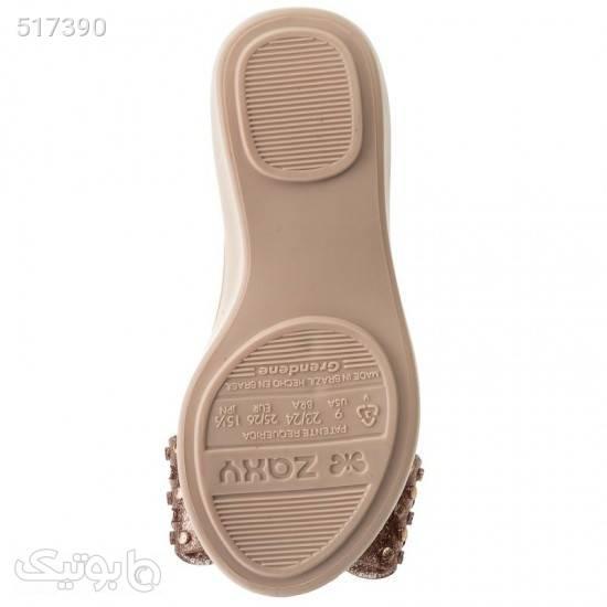 کفش بچگانه زاکسی مدل 17305 - 90078 سفید کیف و کفش بچگانه