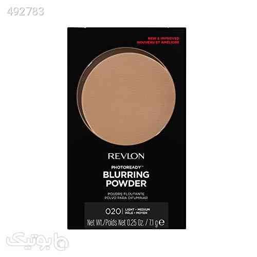 Revlon PhotoReady Powder, Lightweight and Mattifying Natural Finish Pressed Face Makeup, Oil Free, 020 Light/Medium, 0.25 oz کرم 99 2020