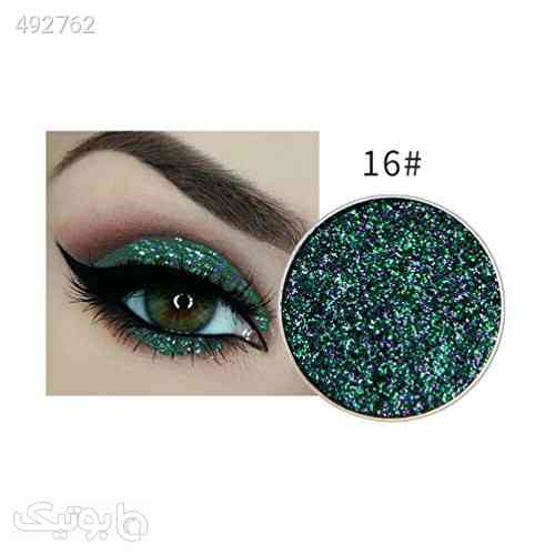 Little Story Shimmer Glitter Eye Shadow Powder Palette Matte Eyeshadow Cosmetic Makeup, The Most Suitable Gift آبی 99 2020