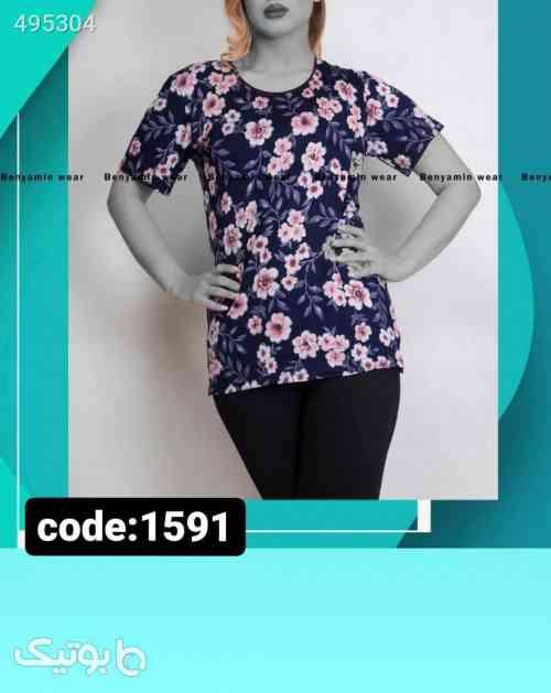 تی شرت 1591 سورمه ای 99 2020