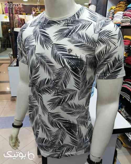 تی شرت تابستانه سفید 99 2020