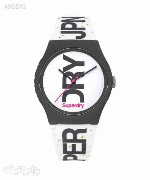 ساعت مچی سوپردرای Superdry مدل SYL189WB سفید 99 2020