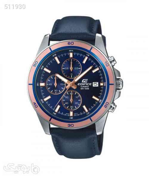 ساعت مچی مردانه کاسیو Casio مدل EFR-526L-2A سورمه ای 99 2020