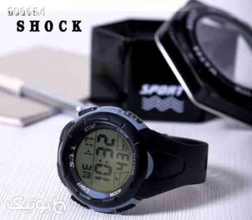 ساعت کامپیوتری Sportمدل Shock مشکی 99 2020