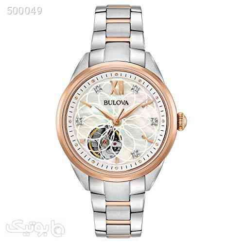https://botick.com/product/500049-Bulova-Women&x27;s-Automatic-self-Wind-Watch-with-Stainless-Steel-Strap,-Two-Tone,-15-(Model:-98P170)