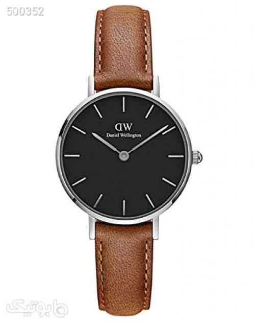 Daniel Wellington Petite Durham Watch, American Brown Leather Band قهوه ای 99 2020