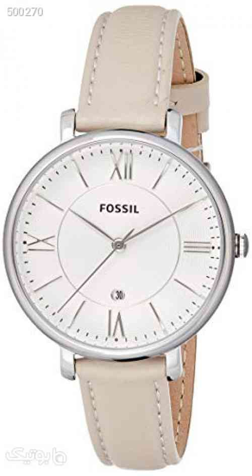 https://botick.com/product/500270-Fossil-Women-Jacqueline-Stainless-Steel-and-Leather-Casual-Quartz-Watch